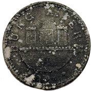 10 Pfennig (Burg auf Fehmarn) [Stadt, Schleswig-Holstein] – avers