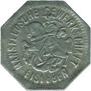 5 Pfennig (Eisleben) [Private, Saxony, Trade Union) – avers