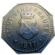 10 Pfennig (Sangerhausen) [Stadt, Sachsen] – avers