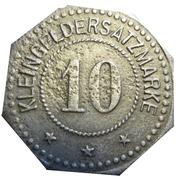 10 Pfennig (Sangerhausen) [Stadt, Sachsen] – revers