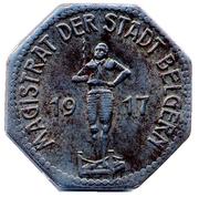 10 Pfennig (Belgern) [Stadt, Sachsen] – avers