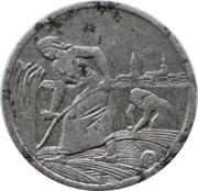 50 Pfennig (Frankenthal) – revers