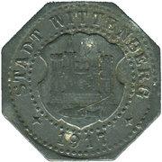 5 Pfennig (Wittenberg) [Stadt, Sachsen] – avers