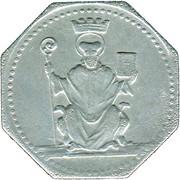 10 pfennig (Gotha) -  revers