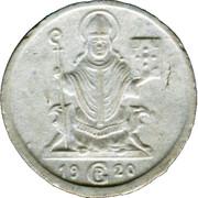 50 Pfennig (Gotha) [Stadt, Sachsen-Gotha] – revers