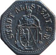 5 Pfennig (Allstedt) [Stadt, Sachsen] – avers