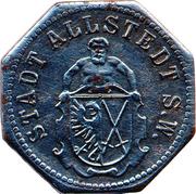 10 Pfennig (Allstedt) [Stadt, Sachsen] – avers