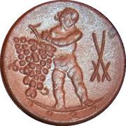 50 Pfennig- Meissen – revers