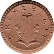 1 Mark (Sebnitz in Sachsen) [Private, Sachsen, C. E. Böhme] – revers