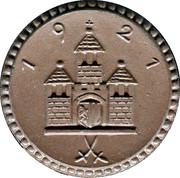 1 Mark (Freiberg) [Stadt, Sachsen] – revers