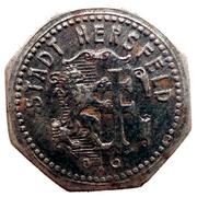 10 Pfennig (Hersfeld) [Stadt, Hessen-Nassau] – avers