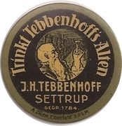 10 Pfennig (Settrup) [Private, Tebbenhoff] – avers