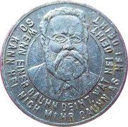 50 Pfennig (Stavenhagen) [Stadt, Mecklenburg-Schwerin] – revers