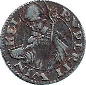 25 Pfennig (Laufen) [Bezirksamt, Bayern] – avers