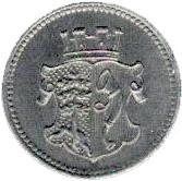 10 pfennig (Friedrichshafen) -  revers