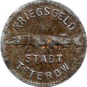 10 pfennig (Teterow) – avers