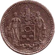 10 Pfennig (Kronach) – avers