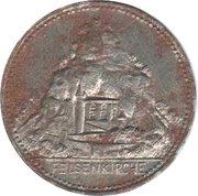 25 Pfennig (Oberstein) [Stadt, Oldenburg-Birkenfeld] – revers