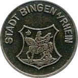 10 PFENNIG (BINGEN) – avers