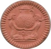 50 Pfennig (Hohr) [Stadt, Hesseh-Nassau] – revers