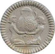 50 Pfennig (Hohr) [Stadt, Hessen-Nassau] – revers