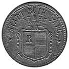 10 Pfennig (Roth) – avers