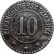 10 pfennig (Peine) [Stadt Hannover] – revers