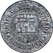 10 Pfennig (Bromberg) – avers