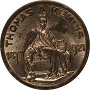 50 Pfennig (Kempen-Rhein) – revers