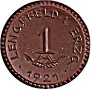 1 Mark (Lengefeld) – avers