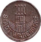 10 pfennig (Warendorf) – avers