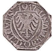 50 Pfennig (Dortmund) – avers