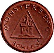 10 Pfennig (Münsterberg) [Stadt, Schlesien] – avers
