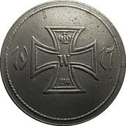 50 pfennig (Künzelsau) – revers