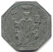 5 pfennig (Gotha) – revers