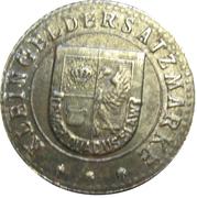 5 Pfennig (Wyk) [Spar- und Leihkasse, Schleswig-Holstein] – revers