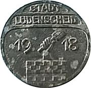 50 Pfennig (Lüdenscheid) [Stadt, Westfalen] – avers