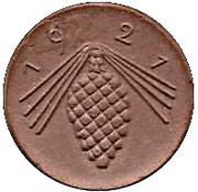 50 Pfennig (Luckau) [Stadt, Brandenburg] – avers