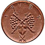 75 Pfennig (Kitzingen)[Stadt, Bayern] – revers