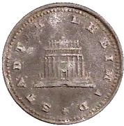 50 Pfennig (Kelheim) [Stadt, Bayern] – avers