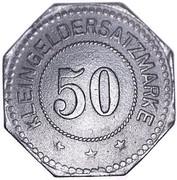 50 Pfennig Landau [Stadt, Pfalz] – revers