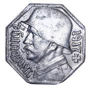 25 Pfennig Weilburg an der Lahn [Stadt, Hessen-Nassau] – avers