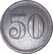 50 Pfennig Sonthofen [Marktgemeinde, Bayern] – revers