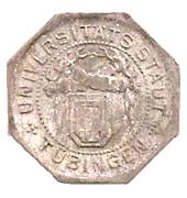 5 Pfennig (Tübingen) [Stadt, Württemberg] – avers