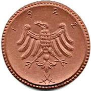 2 Mark (Munsterberg)[Stadt Schlesein] – revers
