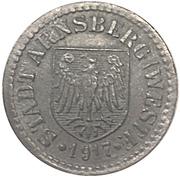 5 Pfennig Arnsberg [Stadt, Westfalen] – avers
