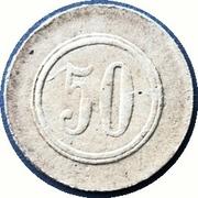 50 Pfennig (Grünhain) [Stadt, Sachsen] – revers
