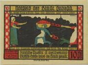 10 Pfennig (Lobeda) – avers