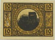 10 Pfennig (Lobeda) – revers