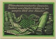10 Pfennig (Münchenbernsdorf) – revers